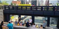 High Line – Chelsea – Meatpacking District Neighborhood Walking Tour