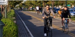 Hudson River Bike Rental (Full Day) by Unlimited Biking