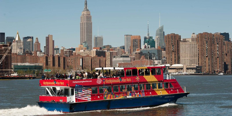 Twilight Sightseeing Cruise by CitySightseeing