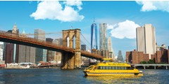 NEW YORK WATER TAXI: ALL-DAY ACCESS PASS