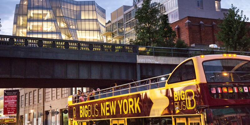 Night Tour by Big Bus New York