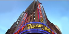 Radio City Stage Door Tour®