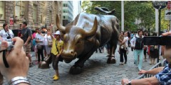 Wall Street Walking Tour