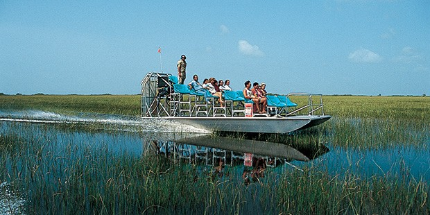 Gator Park Airboat Tour
