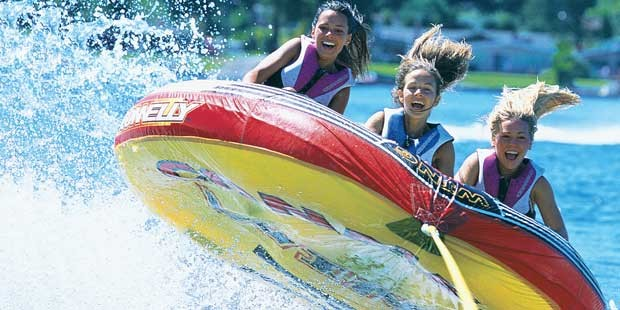 1/2 Day Watersports Package for 2