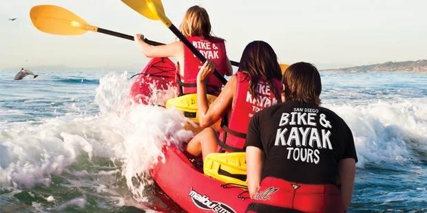 90 Minute Tandem Kayak Rental