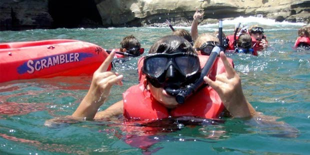 Full Day Snorkel Adventure