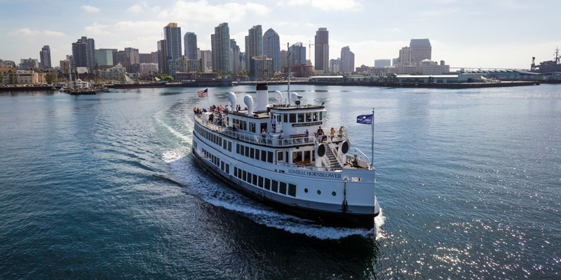 Two Hour San Diego Harbor Cruise by Hornblower Cruises