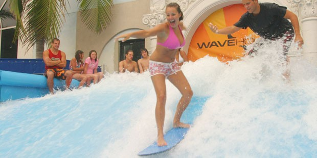 Wave House Athletic Club