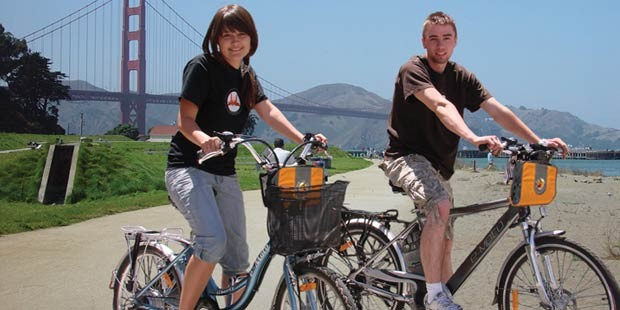 Bay City Bike Rental and Tours