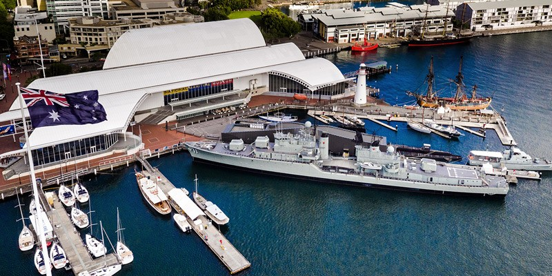 Australian National Maritime Museum – Big Ticket