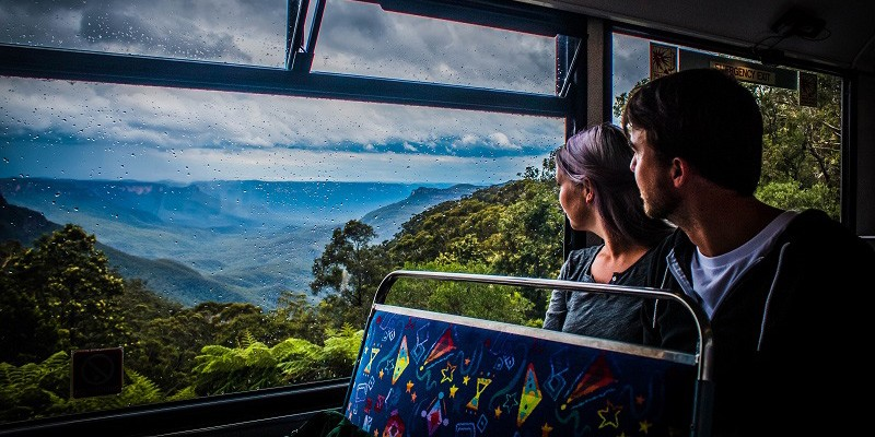 Blue Mountains Explorer Bus: Hop-On Hop-Off Tour