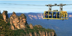 Blue Mountains Tour und Wildlife Erfahrung