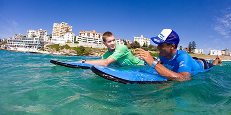 Bondi Beach Surf Lesson