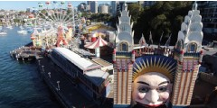 Luna Park - 4 Ride Pass