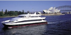 Magistic Cruisemart 1-Hour Harbour Sightseeing Cruise