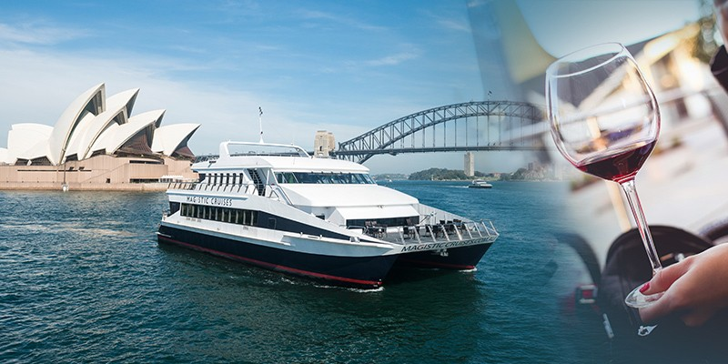 Magistic Cruisemart 2-Hour Harbour Sightseeing Cruise