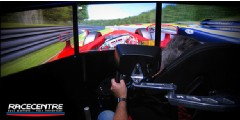 RACECENTRE - Racing Car Simulation