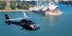 Sydney Harbour Heli Flight (20-Minute)