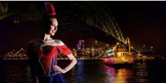 Sydney Showboat Dinner Cruise