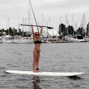 1-Hour Stand Up Paddle Board Rental