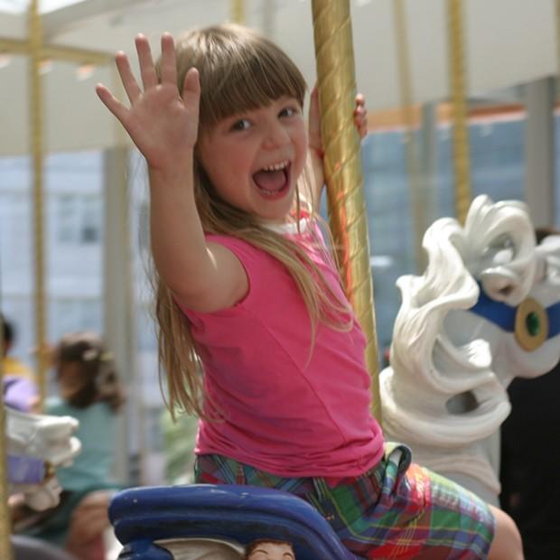 Children's Creativity Museum and Carousel